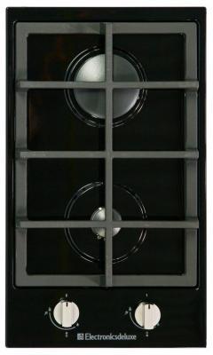 Варочная панель газовая Electronicsdeluxe TG2 400215F -007 черный
