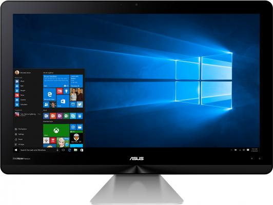 "Моноблок 21.5"" ASUS Zen AIO ZN220ICGK-RC018X 1920 x 1080 Intel Core i3-6100U 8Gb 1Tb nVidia GeForce GT 930MX 2048 Мб Windows 10 серый 90PT01B1-M06940 90PT01B1-M06940"