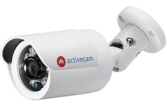 """Камера IP ActiveCam AC-D2121IR3 CMOS 1/2.7"""" 1920 x 1080 H.264 MJPEG RJ-45 LAN PoE белый"""