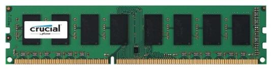 Оперативная память 4Gb PC3-12800 1600MHz DDR3 DIMM Crucial CT51264BD160B/J