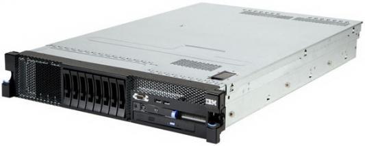 Сервер Lenovo x3650 M5 8871EJG панель lenovo system x3650 m5 advanced lcd light path kit 00ka503