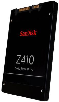 SSD Твердотельный накопитель 2.5 240Gb SanDisk SSD Z410 Read 535Mb/s Write 440Mb/s SATAIII SD8SBBU-240G-1122