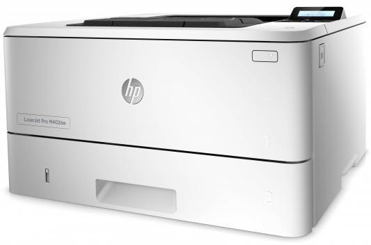 Принтер HP LaserJet Pro M402dw C5F95A ч/б A4 38ppm 1200x600dpi Duplex Ethernet USB C5F95A