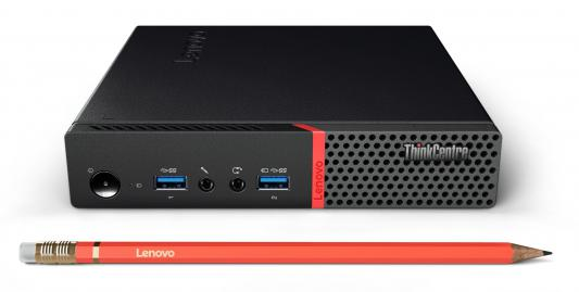 Системный блок Lenovo ThinkCentre Tiny M700 i5 6400T 4Gb 500Gb IntHDG DVD-RW Win7Pro Win10Pro клавиатура мышь 10HY003RRU