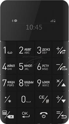 """Мобильный телефон Elari BLACK ELARI черный 1.1"""""""
