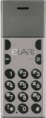 Мобильный телефон Elari Nanophone серый — 32 Гб