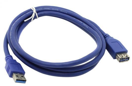 Кабель USB 3.0 AM-AF 1.8м Aopen ACU302-1.8M аксессуар aopen usb 2 0 am af grey 3m acu202 3g