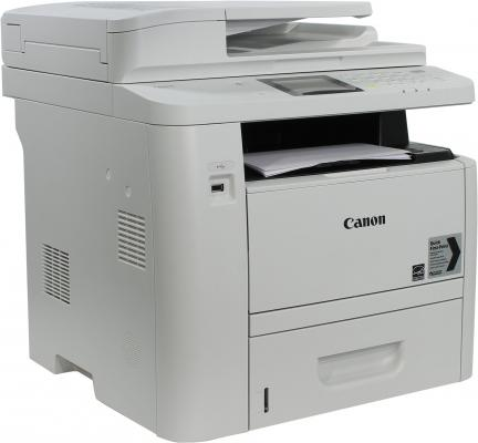 МФУ Canon i-SENSYS MF418x ч/б A4 33ppm 600x600 USB 0291C008 принтер canon i sensys lbp253x ч б a4 33ppm 1200х1200dpii ethernet wifi usb 0281c001