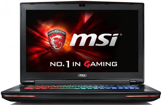 Ноутбук MSI GT72S 6QE-1274RU Dominator Pro G 17.3 1920x1080 Intel Core i7-6820HK 9S7-178211-1274 ноутбук msi gt72s 6qe 072 dominator pro g 9s7 178211 072