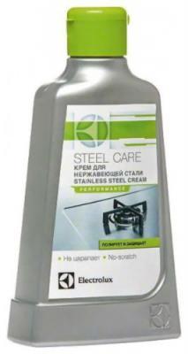 Чистящие средства для бытовой техники и для поверхностей из нержавеющей стали Electrolux E6SCC104 крем 250 мл цена