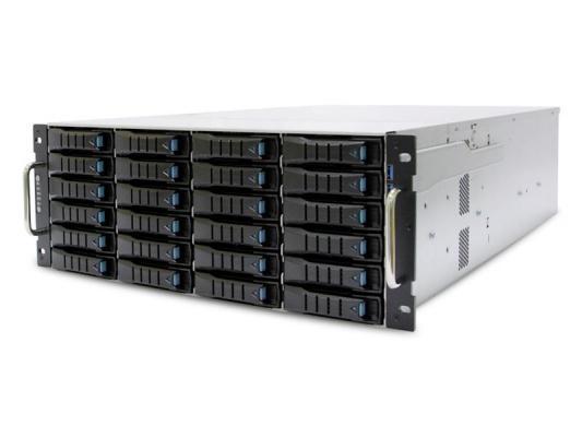 Серверный корпус 4U AIC RSC-4ET 1200 Вт чёрный