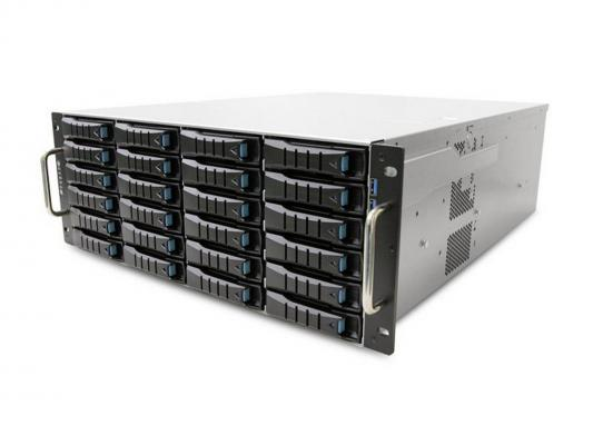 Серверный корпус 4U AIC RSC-4ETS 700 Вт чёрный