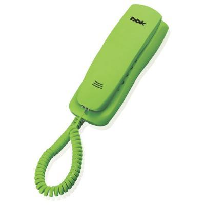 Телефон BBK BKT-105 RU зеленый