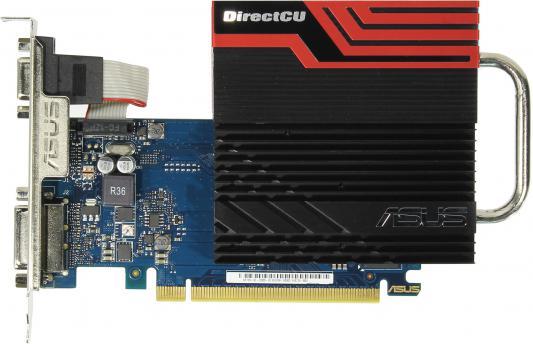Видеокарта 2048Mb ASUS GeForce GT720 PCI-E 64bit GDDR3 DVI HDMI VGA GT720-DCSL-2GD3 Retail