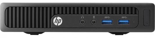 Компьютер HP Bundles 260G1DM, Celeron 2957U, 4Гб, 128Гб SSD, Win10, клавиатура + мышь X9D53ES#ACB