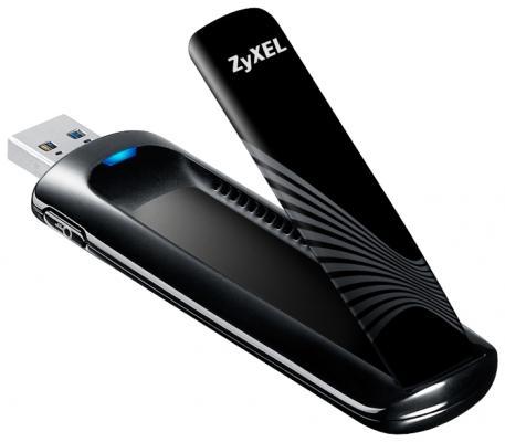 Беспроводной USB адаптер ZyXEL NWD6605 EE 802.11ac 300Mbps