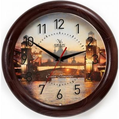 Часы настенные Вега Д 1 МД/7 227 кронштейн kromax vega 50 белый