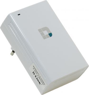 Ретранслятор D-Link DAP-1520/RU/A1A двухдиапазонный повторитель AC750