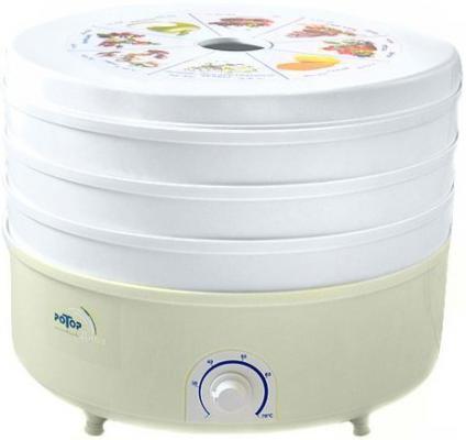 Сушилка для овощей и фруктов Ротор СШ-007 07-06 007-06