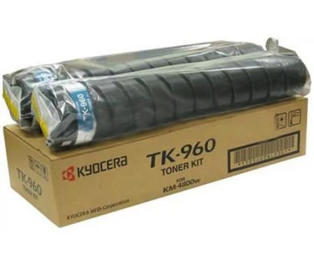 Тонер Kyocera Mita TK-960 для KM-4800W new original kyocera pulley paper feed 1 set of 3 for ta620 820 km 6030 8030