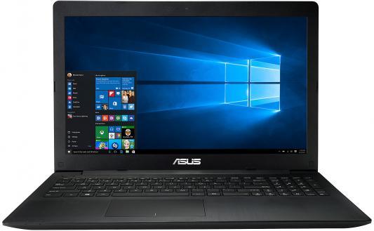 Ноутбук ASUS X553Sa 15.6 1366x768 Intel Celeron-N3050 90NB0AC1-M05820 ноутбук asus x553sa xx137d 15 6 intel celeron n3050 1 6ghz 2gb 500tb hdd 90nb0ac1 m05820