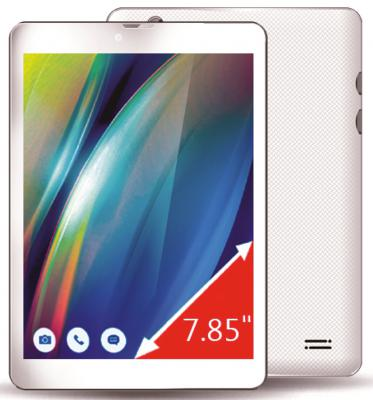Планшет GINZZU GT-7810 7.85 8Gb белый Wi-Fi 3G Bluetooth Android GT-7810 планшет ginzzu gt 8005 8 0 8gb 3g 4892125311217
