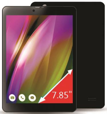 """Планшет GINZZU GT-7810 7.85"""" 8Gb черный Wi-Fi 3G Bluetooth Android GT-7810"""