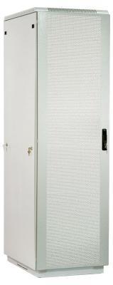 Шкаф напольный 42U ЦМО ШТК-М-42.6.10-4ААА 600x1000mm дверь перфорированная