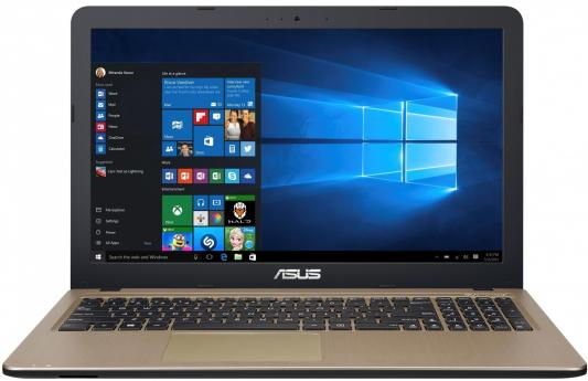 Ноутбук ASUS X540LJ 15.6 1366x768 Intel Core i5-5200U 90NB0B11-M03910 ноутбук asus x540lj xx011d 90nb0b11 m01470