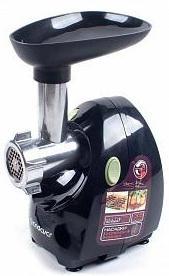Электромясорубка ENDEVER 40-Sigma 2000 Вт чёрный