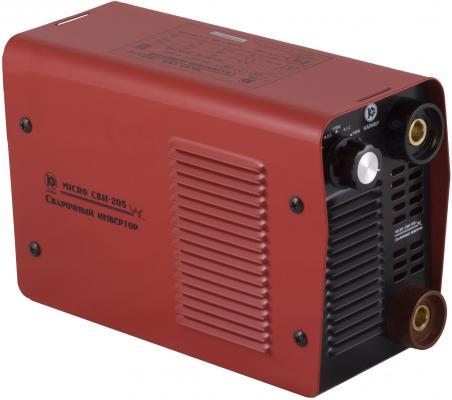 Аппарат сварочный Калибр MICRO СВИ-205 инвертор 040320 сварочный инвертор калибр mini сви 225пн ц 00000049428