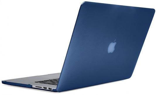 "Чехол для ноутбука MacBook Pro 13"" Incase Hardshell пластик синий CL60626 цены онлайн"