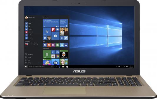 """Ноутбук ASUS X540La 15.6"""" 1366x768 Intel Core i3-4005U 90NB0B01-M05890"""