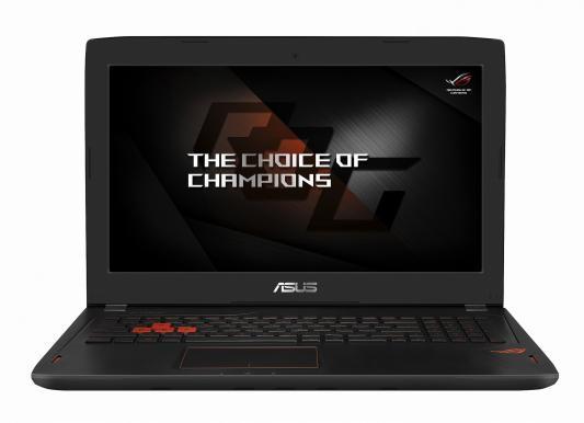 Ноутбук ASUS GL502Vt 15.6 1920x1080 Intel Core i5-6300HQ 90NB0AP1-M02100 полусинтетическое трансмиссионное масло hypoid getriebeoil tdl gl 4 gl 5 75w 90