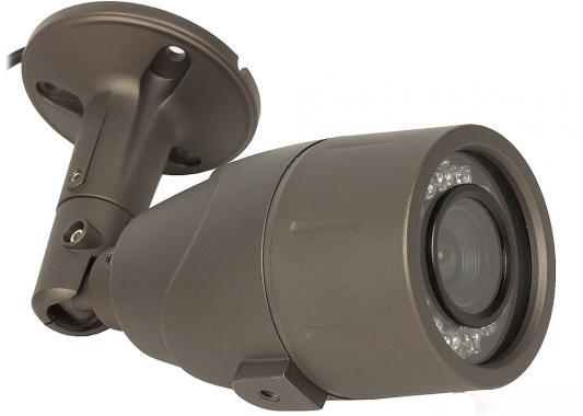 """Камера видеонаблюдения Pinetron PCB-444HSE-30 уличная цветная 1/3"""" Sony 960H Super HAD II CCD 700ТВЛ 4-9 мм"""