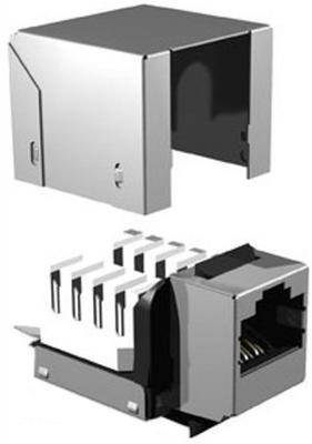 Модуль информационный Brand-Rex FTP GPCJAKF012 Keystone RJ45 кат.5e черный brand 100