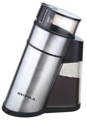 Кофемолка Supra CGS-532 150 Вт серебристый supra cgs 532