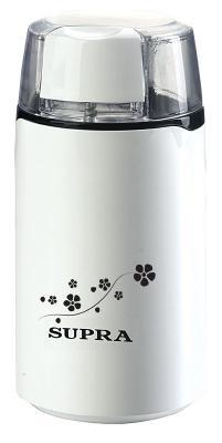 Кофемолка Supra CGS-120 150 Вт белый