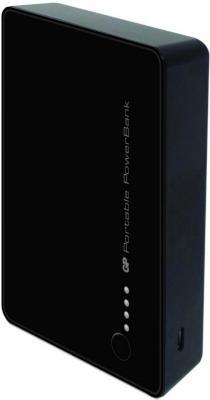 Портативное зарядное устройство GP GP381BE-2CR1 800mAh черный