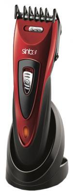 Машинка для стрижки волос Sinbo SHC 4363 красный