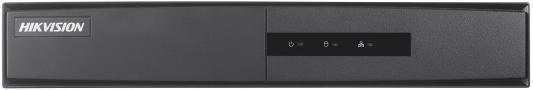 Видеорегистратор сетевой Hikvision DS-7204HGHI-F1 1920x1080 1хHDD USB2.0 HDMI VGA до 4 каналов