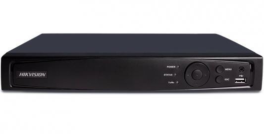 Видеорегистратор сетевой Hikvision DS-7204HUHI-F1/N 1920x1080 1хHDD USB2.0 HDMI VGA до 4 каналов