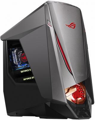 Системный блок ASUS ROG GT51CA-RU003 i7-6700K 4.0GHz 32Gb 2Tb + 256Gb SSD DVD-RW Win10 90PD01S1-M01250