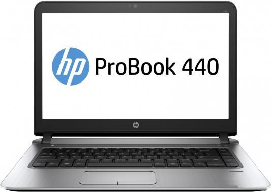 "Ультрабук HP ProBook 440 G3 14"" 1366x768 Intel Core i5-6200U W4P07EA"