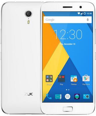 "Смартфон Lenovo ZUK Z1221 белый 5.5"" 64 Гб LTE Wi-Fi GPS PA2E0029RU"