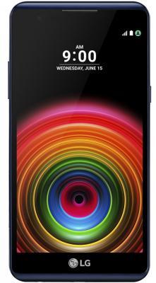 "купить Смартфон LG X Power K220DS черный 5.3"" 16 Гб LTE Wi-Fi GPS 3G LGK220DS.ACISBK недорого"