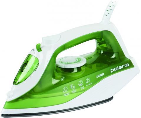 лучшая цена Утюг Polaris PIR 2186 2100Вт зеленый