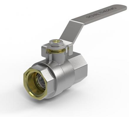 Кран шаровый Royal Thermo EXPERT 1 ВВ стальной рычаг кран шаровый royal thermo expert 3 4 нв стальной рычаг