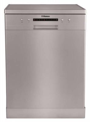 Фото - Посудомоечная машина Hansa ZWM 616 IH серебристый встраиваемая вытяжка hansa otp 6243 ih