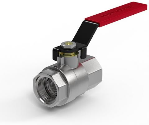 "Кран шаровый Royal Thermo OPTIMAL 1 1/2"" ВВ стальной рычаг клапан обратный royal thermo optimal 1 1 2"